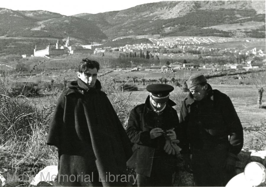 International Brigaders