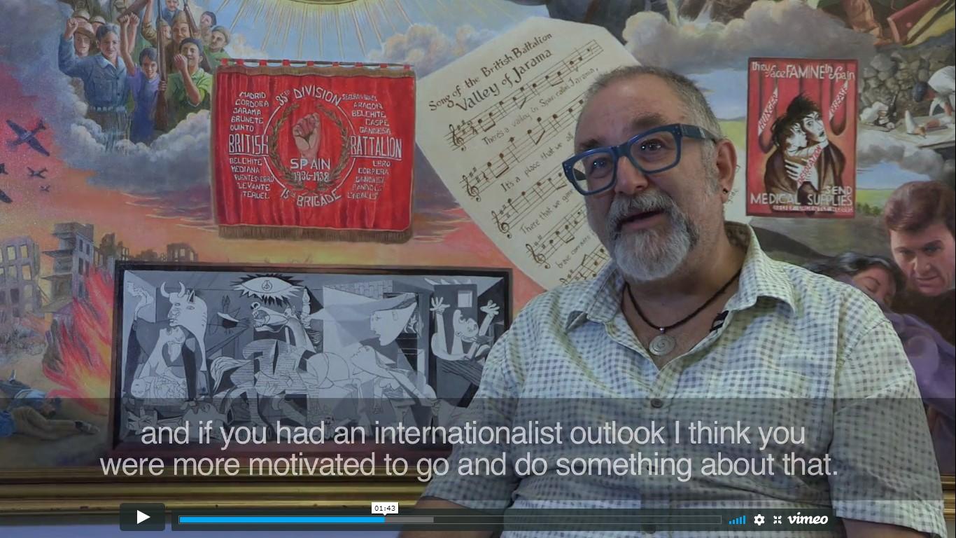 Film still Internationalism